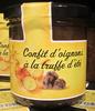Confit d'Oignon à la Truffe d'Été - Product