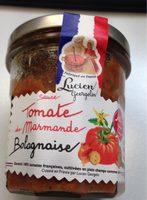 Sauce Tomate Bolognaise aux tomates de Marmande - Produit - fr