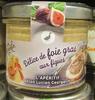 Délice de Foie Gras aux Figues - Produit