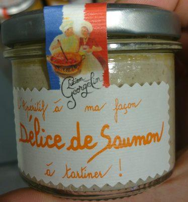 Délice de Saumon à Tartiner - L'Apéritif à Ma Façon - Produit