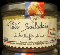 Pâté Sarladais à la Truffe d'Été - Produit - fr