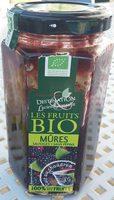 Les fruits Bio Mûres - Product