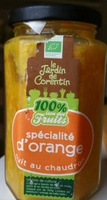 Spécialité d'Orange Cuit au Chaudron - Product - fr