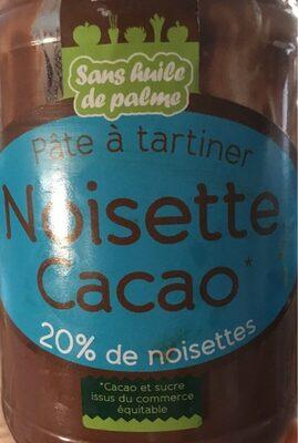 Noisette cacao - Produit - fr