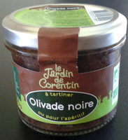 Olivade noire - Product