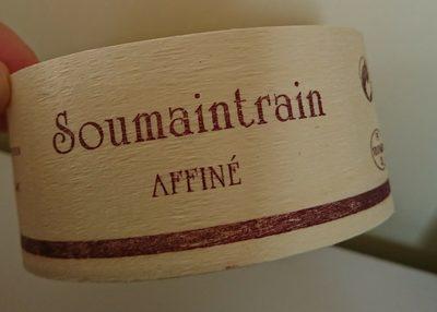 Soumaintrain affiné 50% MG - Ingredients