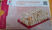 Omelette norvégienne au rhum - Produit - fr