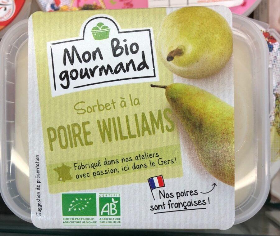 Sorbet à la poire williams - Product