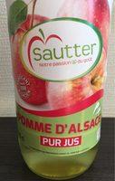 Pur jus de pomme d'Alsace - Produit - fr