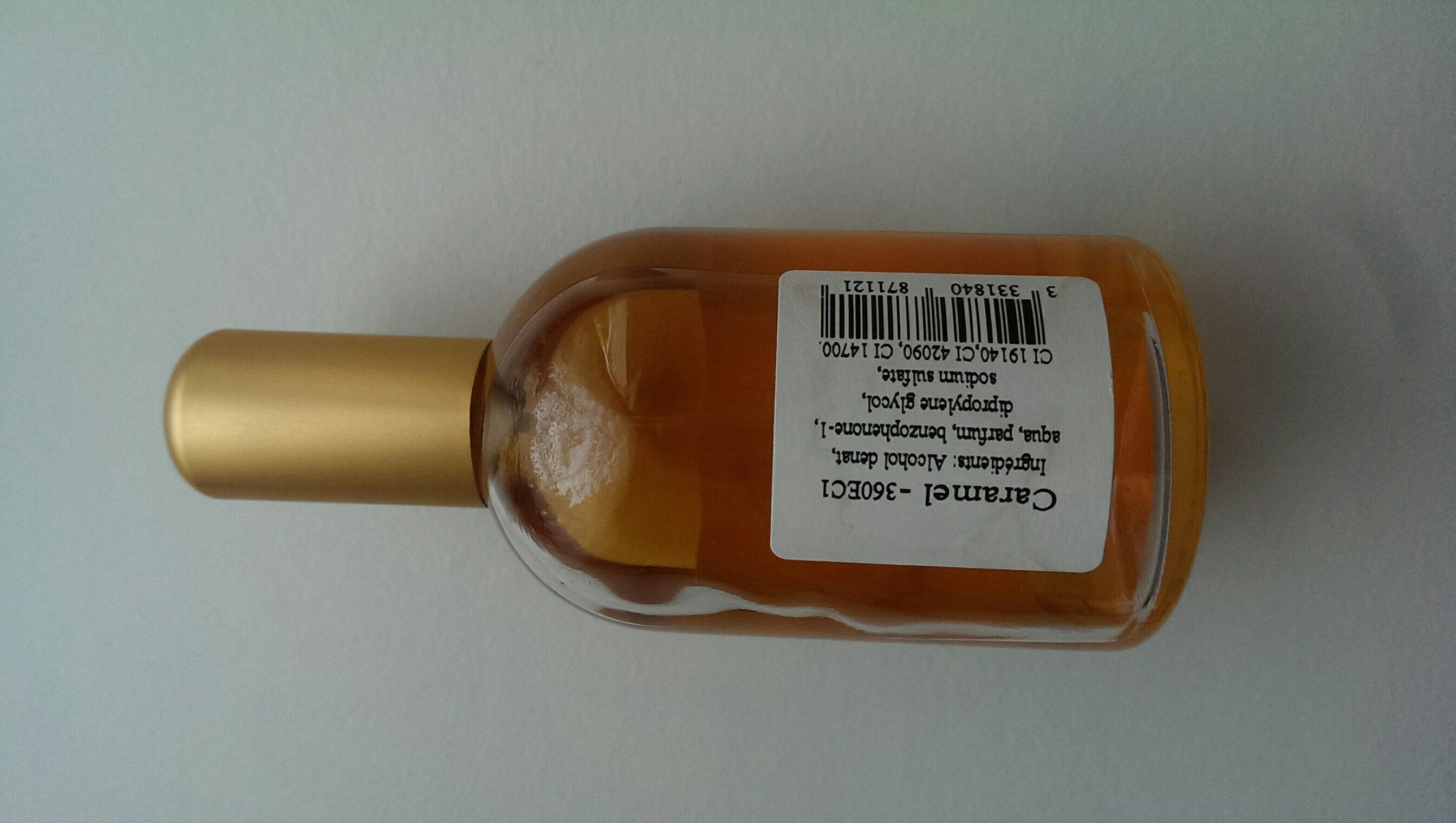caramel - Produit - fr