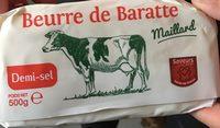Beurre de baratte - Product - fr
