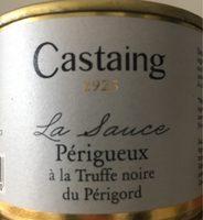Sauce Périgueux aux Truffes 1% - Produit
