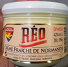 Crème fraîche de Normandie (42 % MG) - Produit