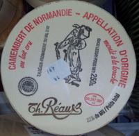 Camembert de normandie au lait cru AOP - Product