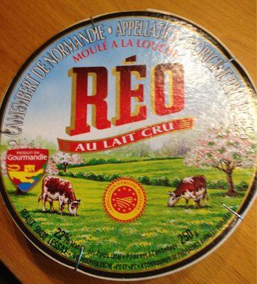 Camembert de Normandie AOP (21,9% MG) - Product