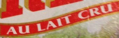 Camembert de Normandie AOP (21,9% MG) - Ingredients - fr