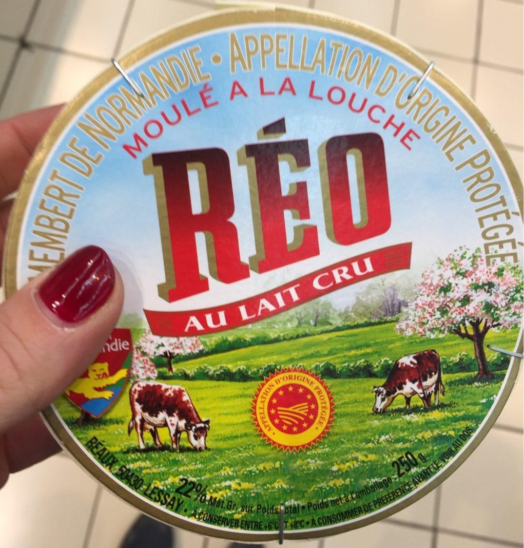 Camembert de Normandie - AOP - Product