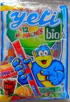 Yéti panachés bio - Product - fr