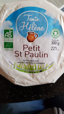 Petit Saint Paulin - Produit - fr