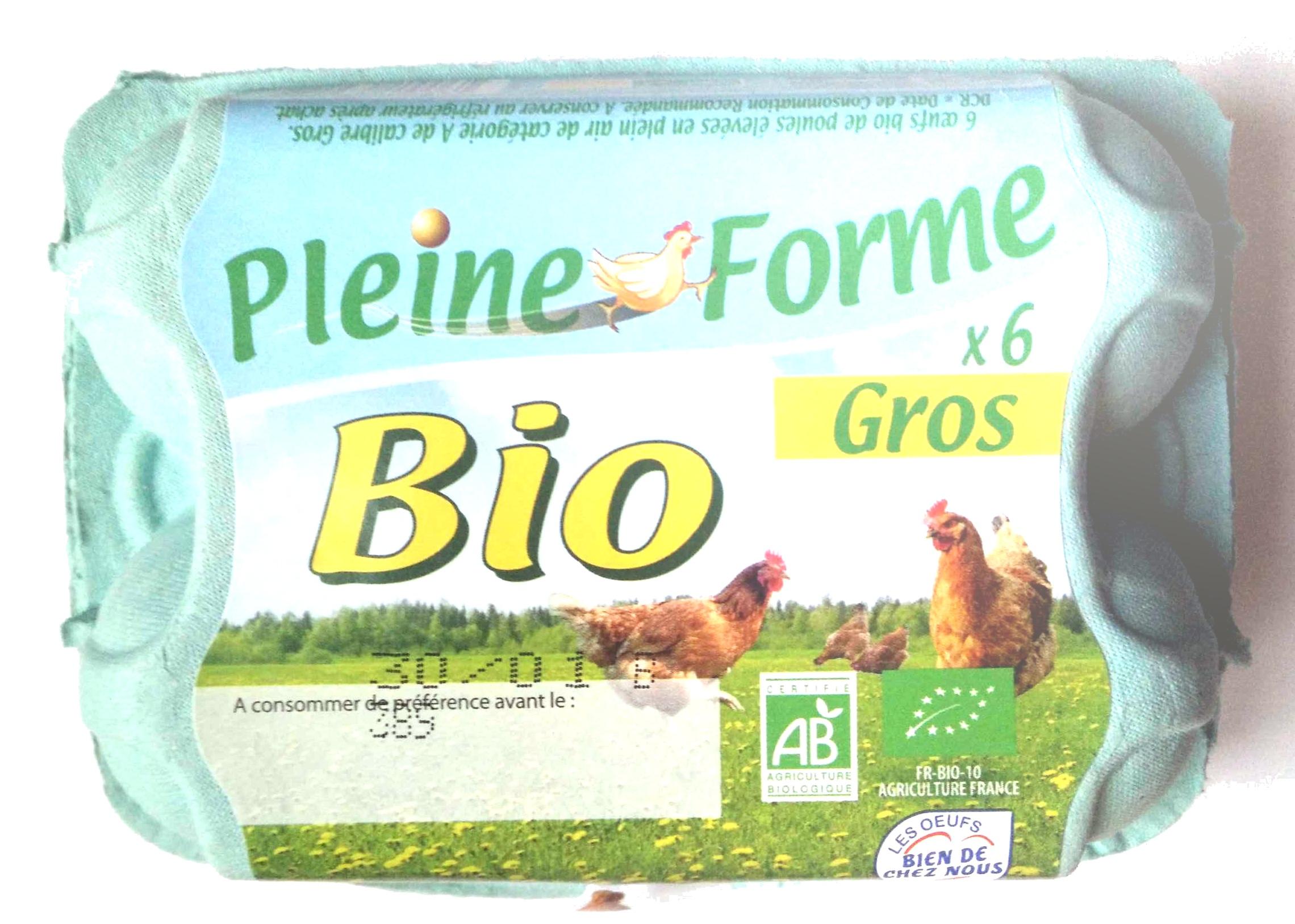 Gros bio - Producto