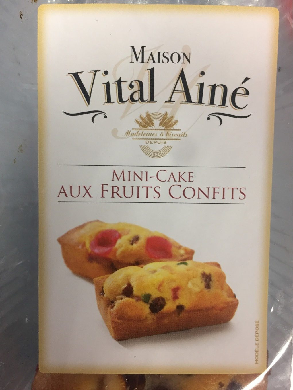 Mini-cake - Produit - fr