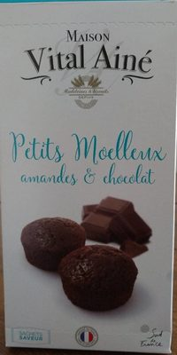 Petits moelleux au chocolat - Product