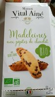 Madeleine longue bio - Product