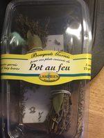 Bouquet garni pot au feu (thym,laurier)barquette de - Produit