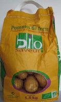 Pommes de terre bio saveur Pom' Alliance - Prodotto - fr