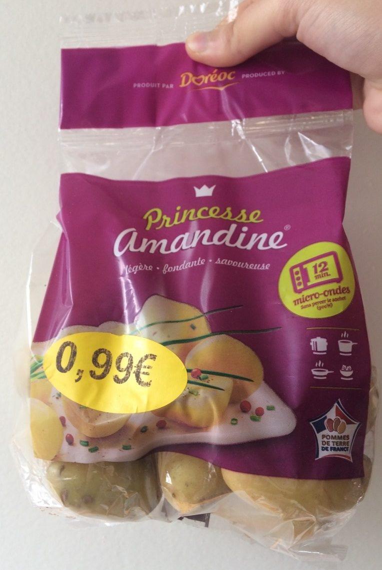 Pommes de terre Amandine - Produit
