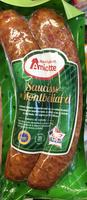 Saucisse de Montbéliard -