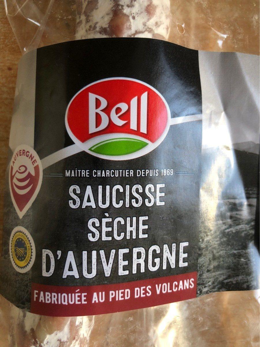 Saucisse sèche d'Auvergne - Produit