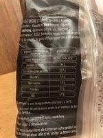 Chargement… - Informations nutritionnelles - fr