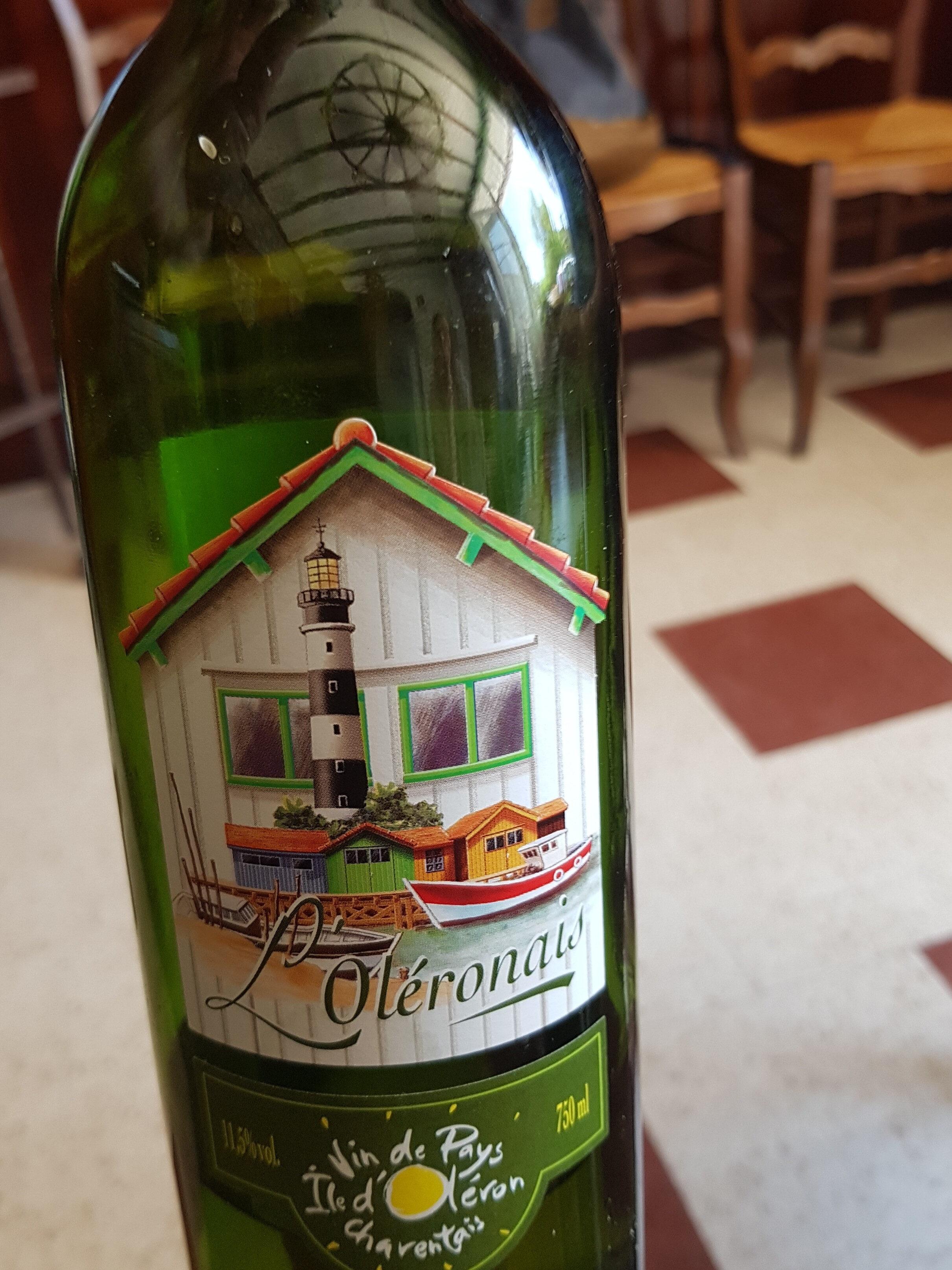 vin de pays charentais - Produit - fr