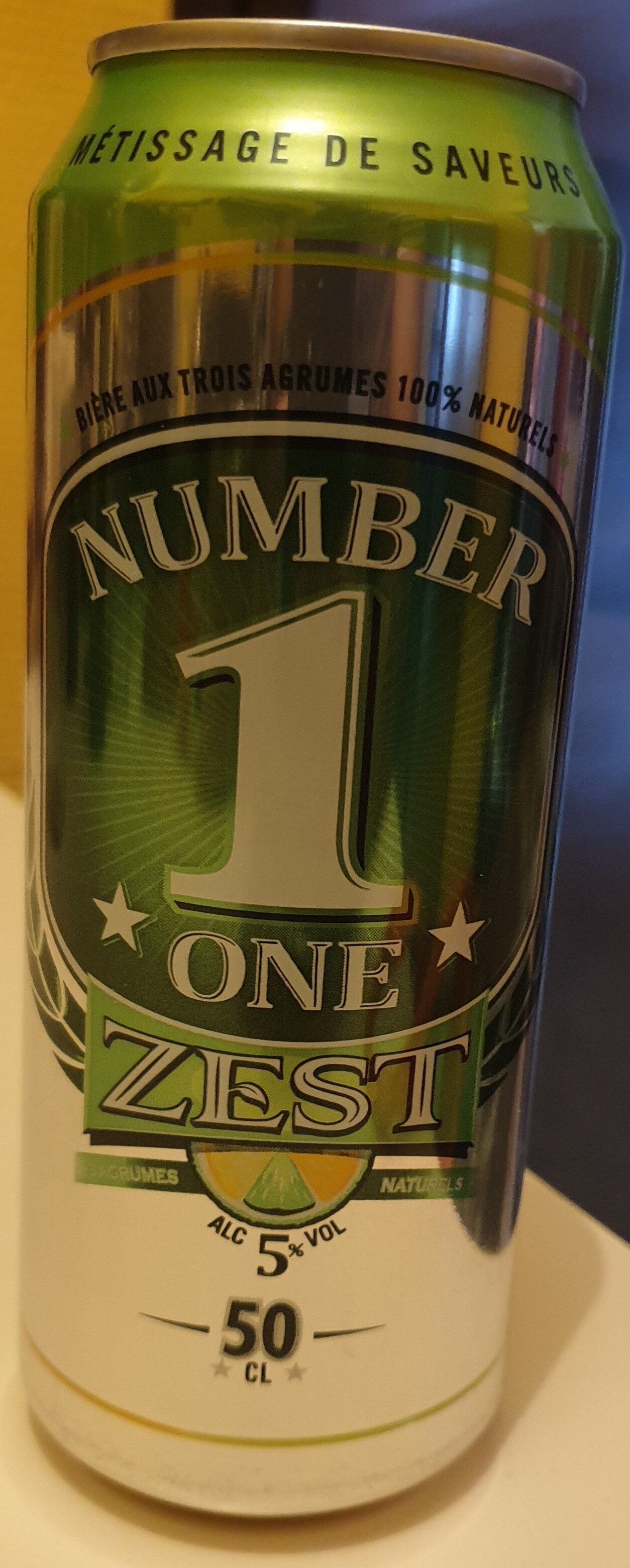 Number One Zest - Product - fr