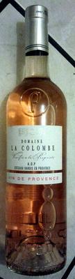 Domaine La Colombe - Côteaux Varois en Provence - Produit