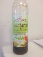 Vinaigrette au vinaigre balsamique et à l'huile d'olive 5% - Product