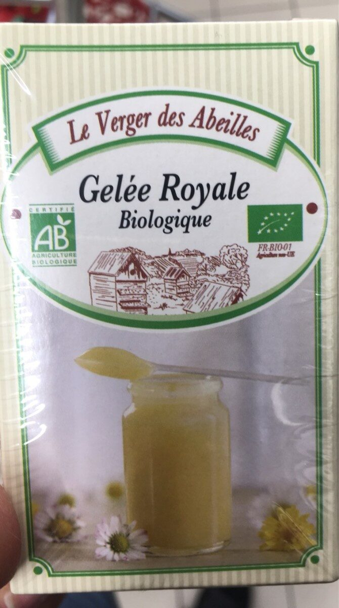 Gelee royale - Product