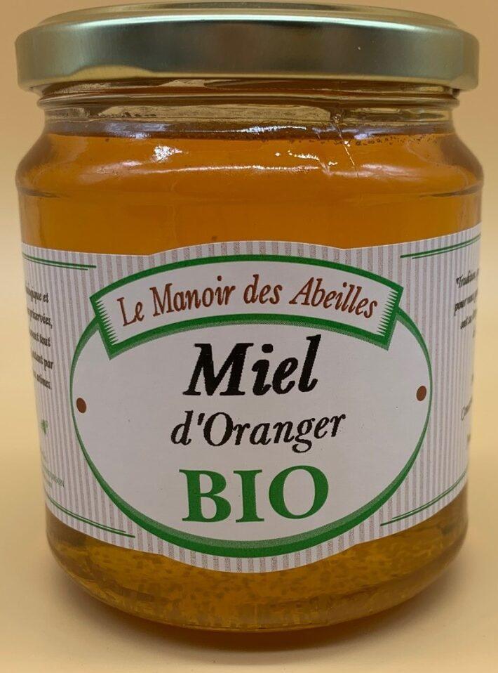 Miel d'Oranger BIO - Product - fr