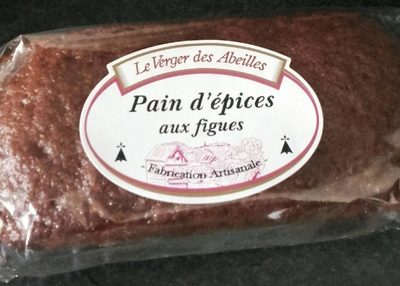 Pain d'épices aux figues - Product