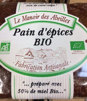Pain d'epices bio - Product - fr