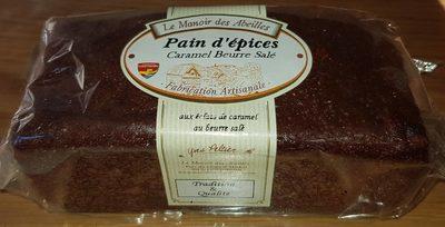 Pain d'épices caramel beurre salé - Product