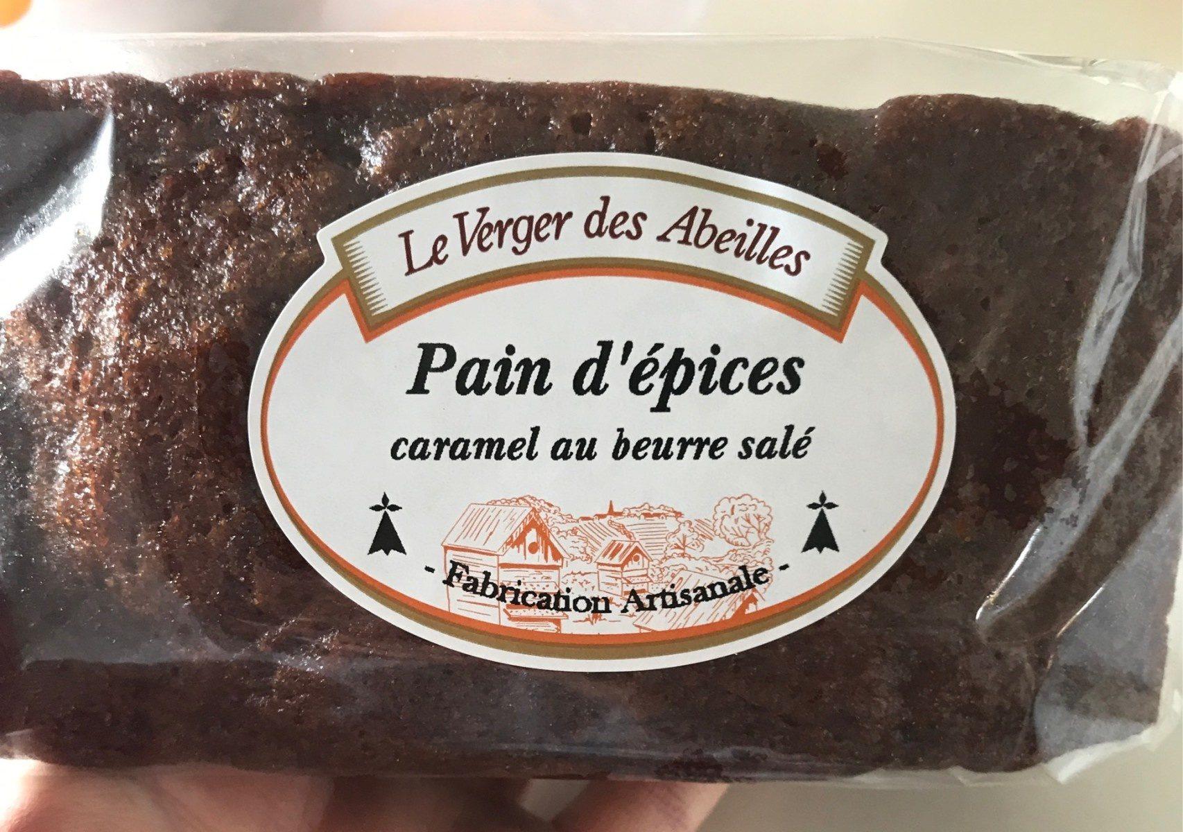 Pain d'épices caramel au beurre salé - Product