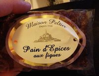 Pain d'épices aux figues - Product