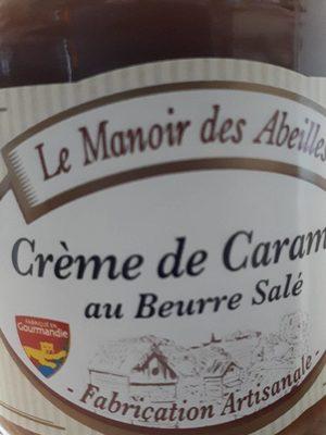 Crème de Caramel - Product