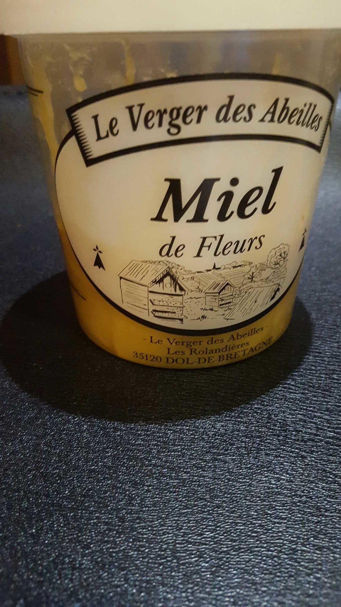 Le verger des abeilles - Produit