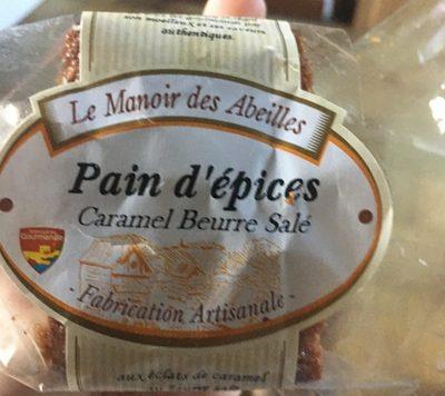 Pain d'épices au caramel beurre salé - Product