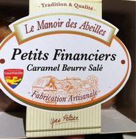Petits Financiers Caramel Beurre Salé - Product