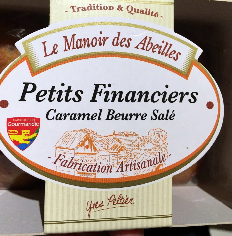Petits Financiers Caramel Beurre Salé - Producto