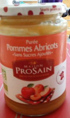 Purée Pommes Abricots - Product - fr